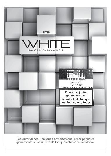 Cohiba White 2014
