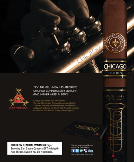 Montecristo Chicago ALTADIS USA
