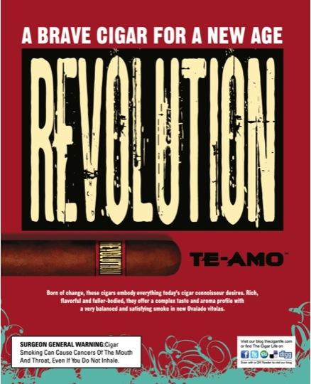 Te amo Revolution ALTADIS USA