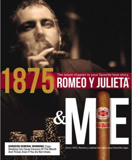 Romeo y Julieta 1985 ALTADIS USA